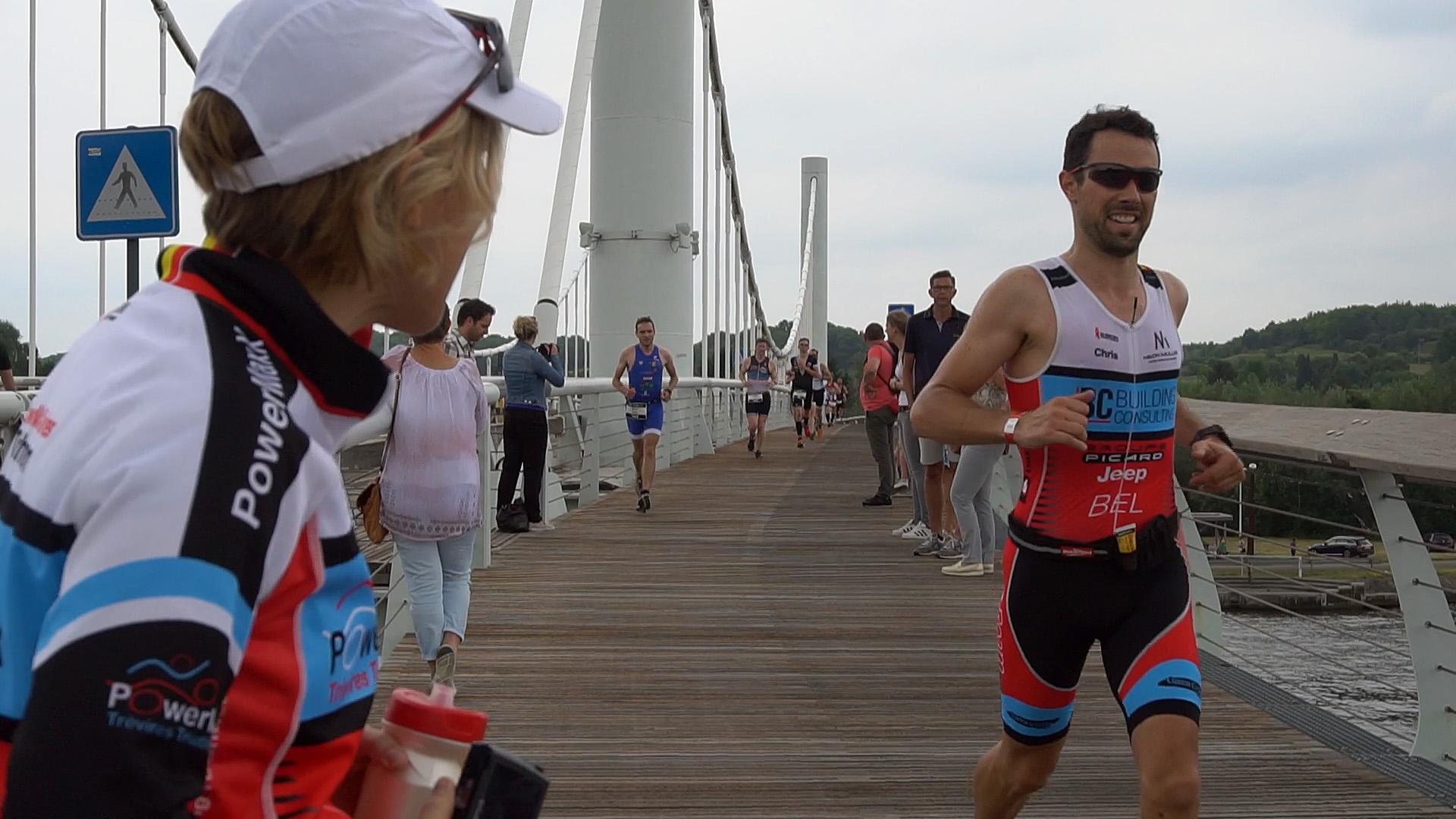 Caveman 1/3 Triathlon Kanne