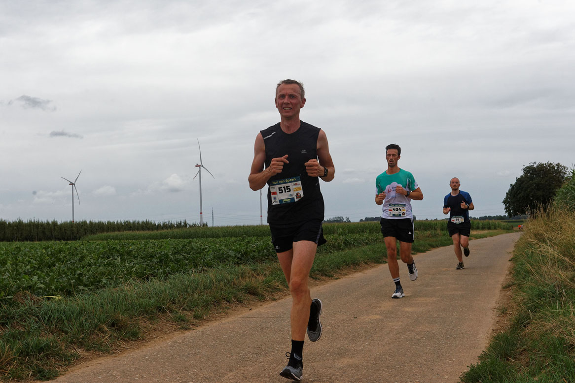 Tour van Spaen 10km 2019